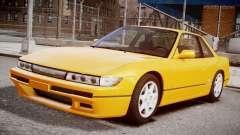 Nissan 240sx Dolor de 1992 para GTA 4