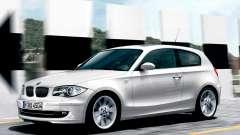 Inicio pantallas BMW 116i