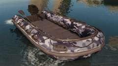 US Navy SEAL Zodiac para GTA 4