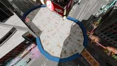 Open arena para vehículos de combate para GTA 4