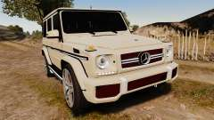 Mercedes-Benz G65 (W463) 2012 AMG