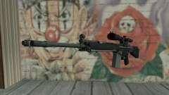 Rifle de francotirador de L4D