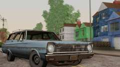 Plymouth Belvedere Station Wagon 1965 para GTA San Andreas