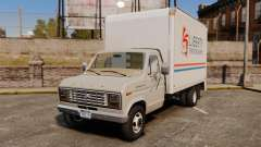 Ford E-350 1988 cube truck
