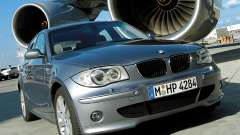 Inicio pantallas BMW 120i