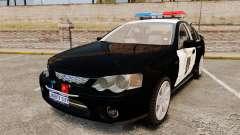 Ford BF Falcon XR6 Turbo LCHP [ELS] para GTA 4