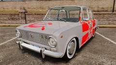 VAZ-Lada 2101 URSS para GTA 4