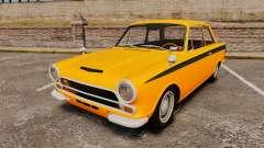 Lotus Cortina 1963
