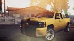 Chevrolet Silverado 2500 LTZ para GTA San Andreas