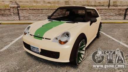 GTA V Weeny Issi v2.0 para GTA 4