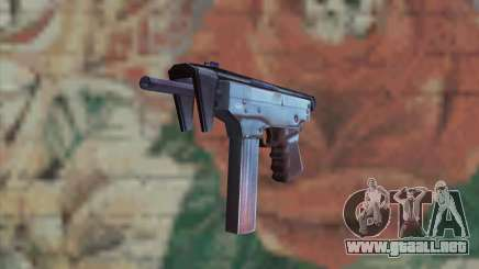 Tec-9 para GTA San Andreas