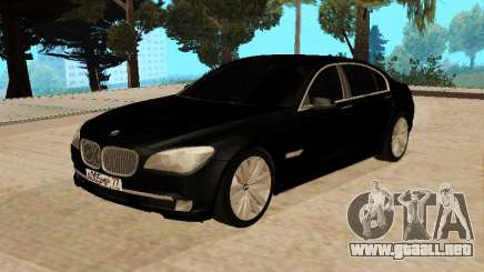 BMW 730Li para GTA San Andreas