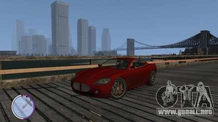 F620 из GTA 4 EFLC TBOGT para GTA 4