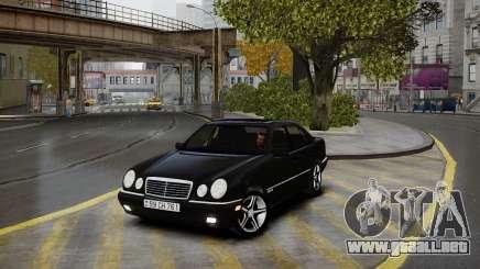 Mercedes-Benz E280 Beta para GTA 4