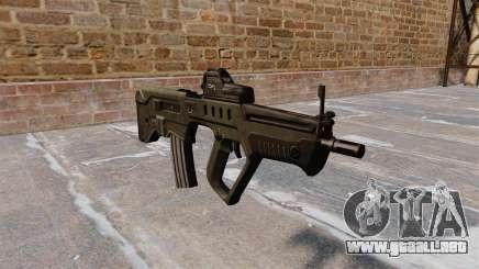 Rifle de asalto TAR-21 para GTA 4