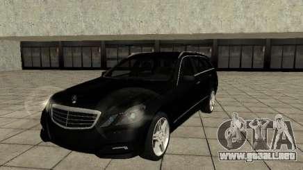 Mercedes-Benz w212 E-class Estate para GTA San Andreas