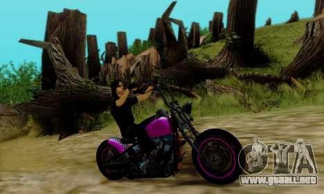 Glenn Danzig Skin para GTA San Andreas octavo de pantalla