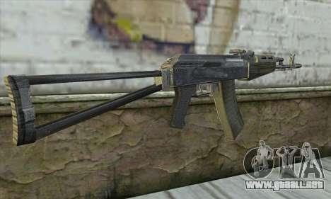 AK47 из S.T.A.L.K.E.R. para GTA San Andreas segunda pantalla