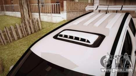 Honda CR-V Hellaflush para la visión correcta GTA San Andreas