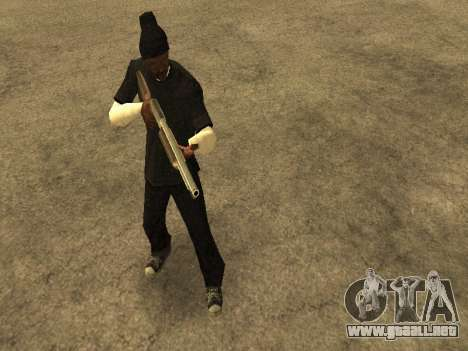 Beta Sweet skin para GTA San Andreas sexta pantalla