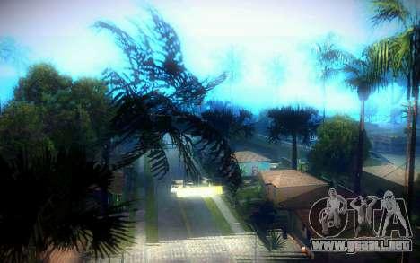 New Grove Street para GTA San Andreas segunda pantalla