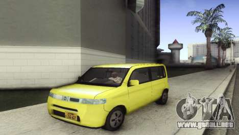 Honda That S para GTA San Andreas left