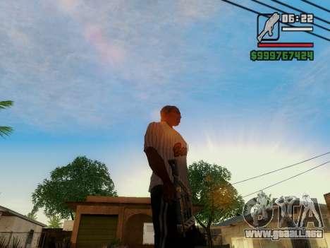 Defensor v.2 para GTA San Andreas segunda pantalla