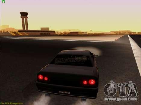 Vinilos para Elegía para las ruedas de GTA San Andreas