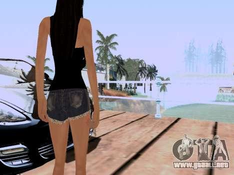 Nueva isla V2.0 para GTA San Andreas sucesivamente de pantalla