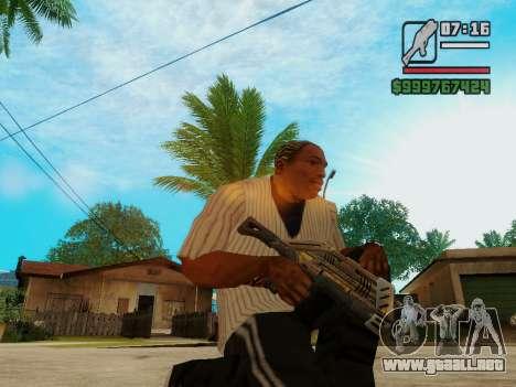Defensor v.2 para GTA San Andreas tercera pantalla