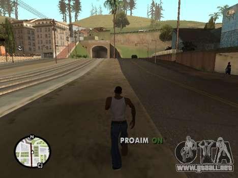 ProAim para GTA San Andreas