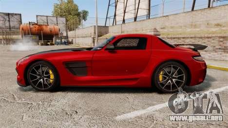 Mercedes-Benz SLS 2014 AMG GT Final Edition para GTA 4 left