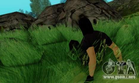 Glenn Danzig Skin para GTA San Andreas décimo de pantalla