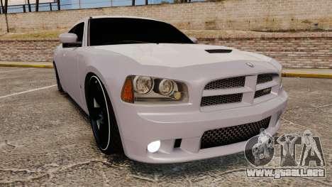 Dodge Charger SRT8 2007 para GTA 4