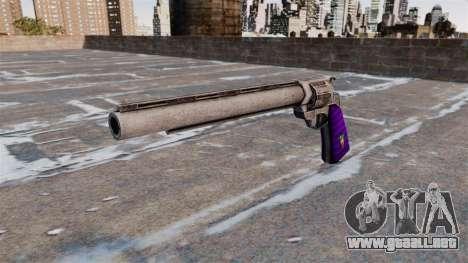 Revolver-Joker- para GTA 4 tercera pantalla