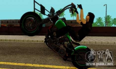 Glenn Danzig Skin para GTA San Andreas segunda pantalla