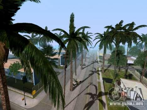 New Grove Street v3.0 para GTA San Andreas tercera pantalla