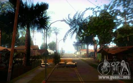 New Grove Street para GTA San Andreas sexta pantalla
