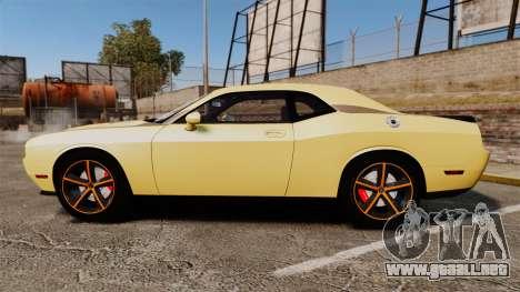 Dodge Challenger SRT8 2009 [EPM] APB Reloaded para GTA 4 left