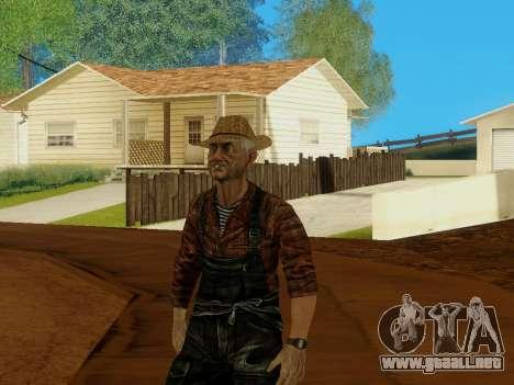 Agricultor o modificado y complementado para GTA San Andreas