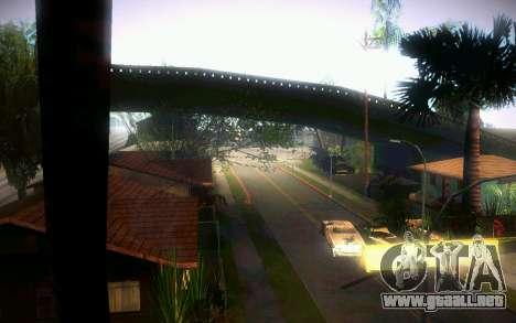 New Grove Street para GTA San Andreas tercera pantalla