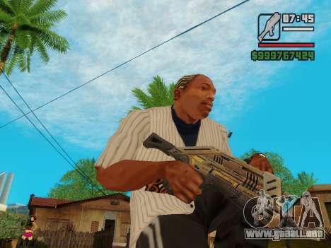 Defensor v.2 para GTA San Andreas