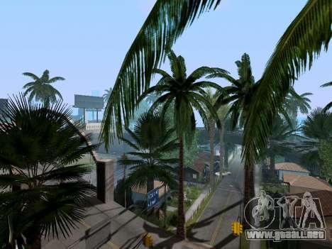 New Grove Street v3.0 para GTA San Andreas quinta pantalla