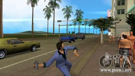Pastillas, bombas de humo para GTA Vice City