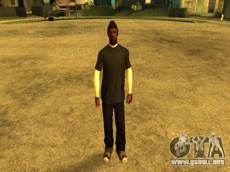 Beta Sweet skin para GTA San Andreas séptima pantalla