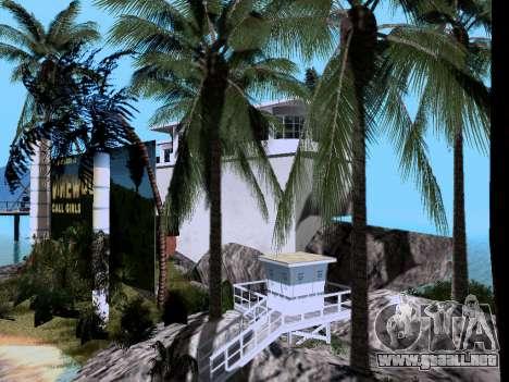 Nueva isla V2.0 para GTA San Andreas séptima pantalla