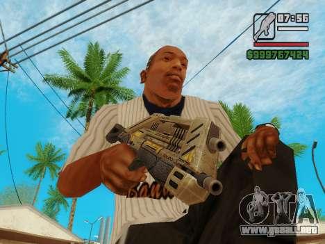 Defensor v.2 para GTA San Andreas quinta pantalla