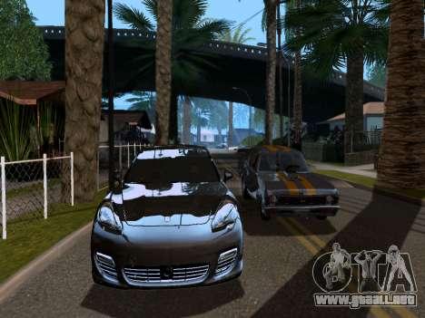New Grove Street v3.0 para GTA San Andreas séptima pantalla