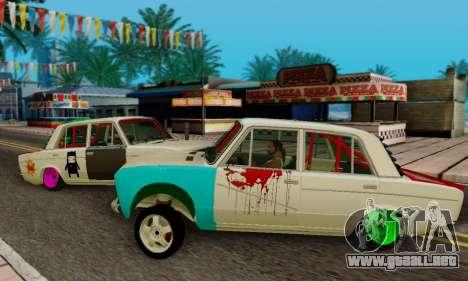 VAZ 2106 Calambres para GTA San Andreas left