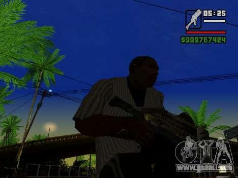 Defensor v.2 para GTA San Andreas sexta pantalla